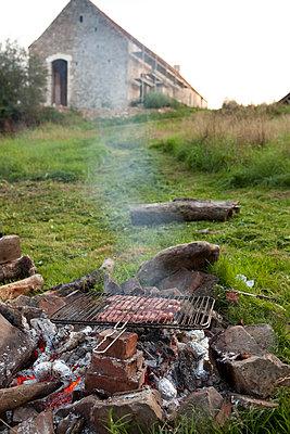 Barbecue - p948m852648 by Sibylle Pietrek