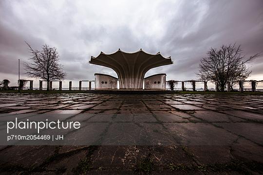 Orchesterpavillon - p710m2054469 von JH