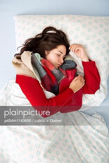 Sleep well! - p454m1143695 by Lubitz + Dorner