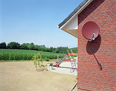 Television antenna - p4140024 by Volker Renner