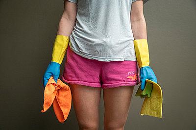 Cleaning - p948m2222849 by Sibylle Pietrek