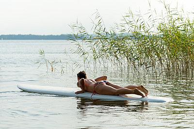 Stolzenhagener See - p949m929331 von Frauke Schumann