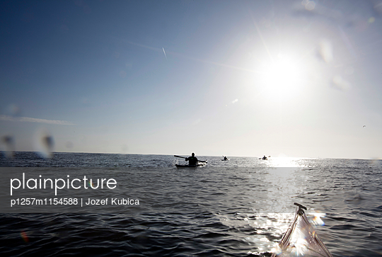 Nordsee, Kajak - p1257m1154588 von Jozef Kubica