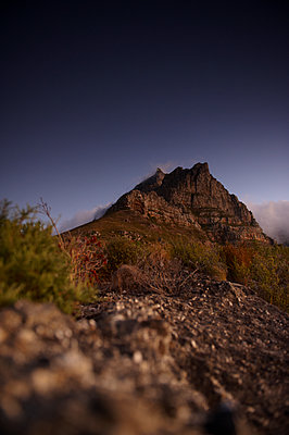 Table mountain - p1259m1064637 by J.-P. Westermann