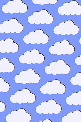 Clouds - p1149m2126932 by Yvonne Röder