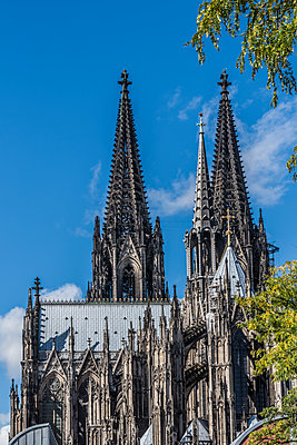 Cologne cathedral - p401m1590157 by Frank Baquet