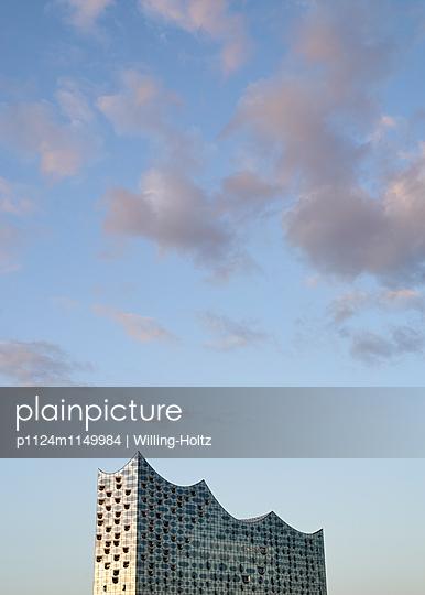 Elbphilharmonie Anschnitt - p1124m1149984 von Willing-Holtz