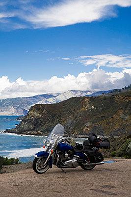 Motorrad - p1094m890278 von Patrick Strattner