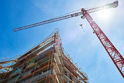 Baustelle - p1203m1475464 von Bernd Schumacher
