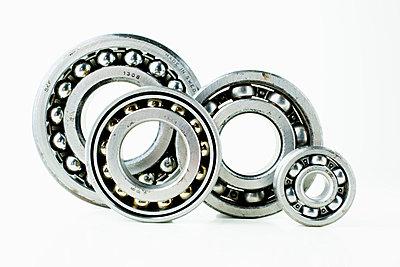 Ball bearings - p4266232f by Tuomas Marttila