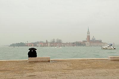 Venedig - p470m830659 von Ingrid Michel