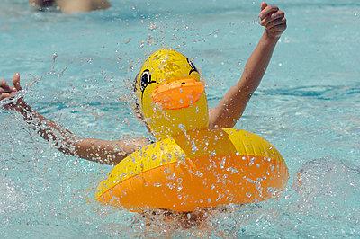 Rubber duck - p6050106 by H. Kühbauch