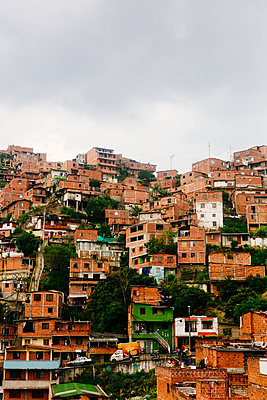 View of Medellin - p1177m2111160 by Philip Frowein
