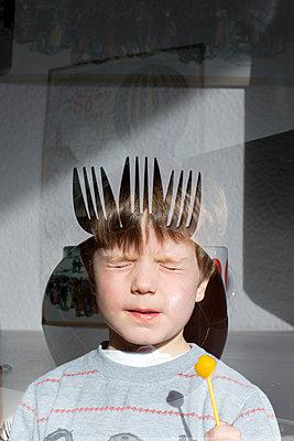 Kinderportrait - p1308m1332334 von felice douglas