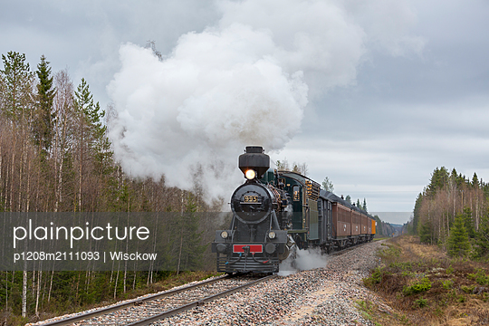 Steam locomotive - p1208m2111093 by Wisckow