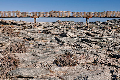 Old wooden bridge - p1065m885950 by KNSY Bande