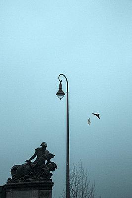 Street Lamp - p975m955664 by Hayden Verry