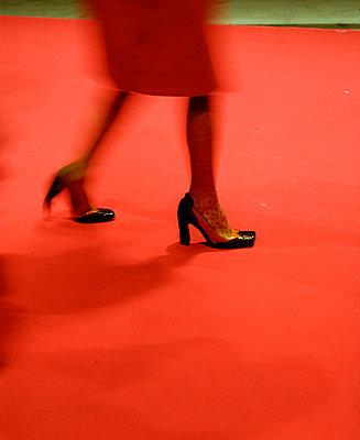 Roter Teppich bei den Filmfestspielen in Berlin - p2280384 von photocake.de