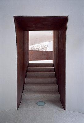 3.OG: Durchgang Rotunde - p3860893 von Roland Halbe