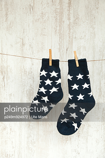Socks - p249m924972 by Ute Mans