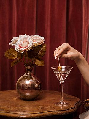 Martini mit Stil - p1376m1486900 von Melanie Haberkorn
