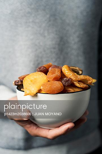 Trockenfrüchte - p1423m2038606 von JUAN MOYANO