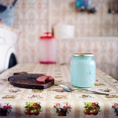Yoghurt - p1205m1083183 by Eugenia Maximova