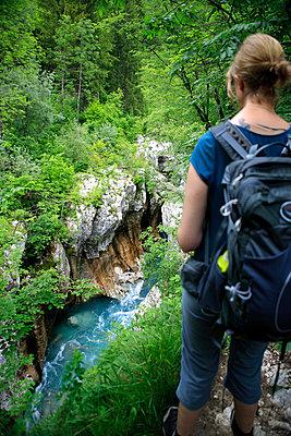 Hiking - p179m932400 by Roland Schneider