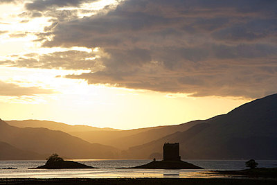 North west coast, Scotland, United Kingdom, Europe - p8711470 by Neil Emmerson