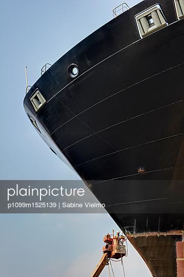 Schiffbau - p1099m1525139 von Sabine Vielmo