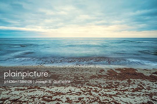 Wipeout Beach, La Jolla, Kalifornien, USA - p1436m1584106 von Joseph S. Giacalone