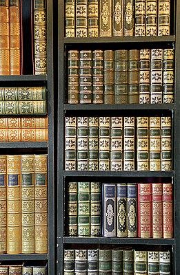 Bücherbände - p4140200 von Volker Renner