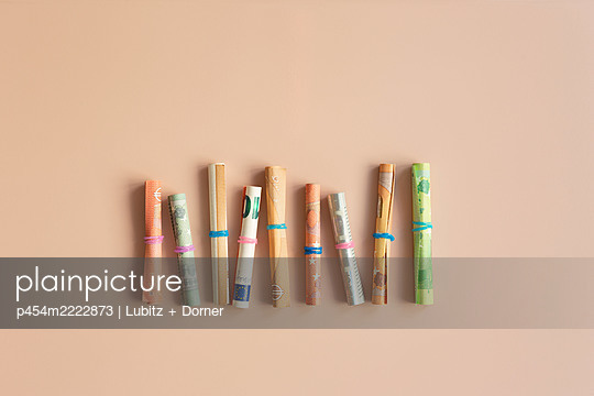 Der Reihe nach - p454m2222873 von Lubitz + Dorner