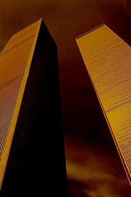 World Trade Center, Manhattan, NYC - p1028m2054432 von Jean Marmeisse