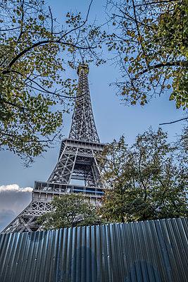 Eiffelturm - p1243m1515784 von Archer