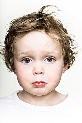 Little boy - p8690040 by Dombrowski