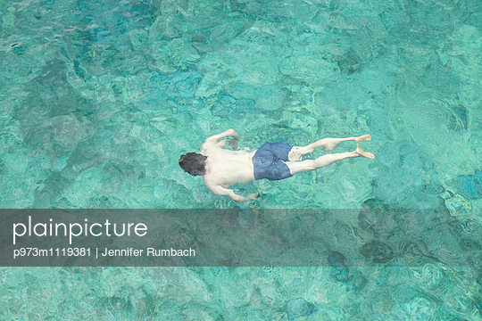 Sea water pool - p973m1119381 by Jennifer Rumbach