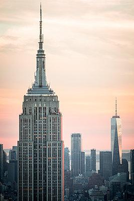 Empire State Building - p1222m2089295 von Jérome Gerull
