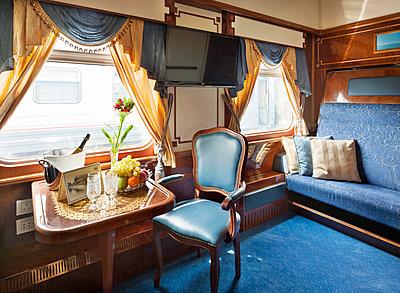 Transsibirische Eisenbahn - p390m1214566 von Frank Herfort