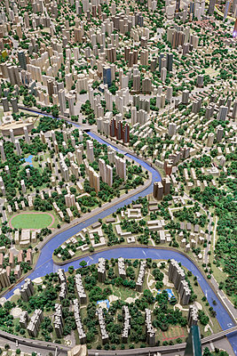 Shanghai Urban Planning Exhibition Center - p1558m2132800 by Luca Casonato