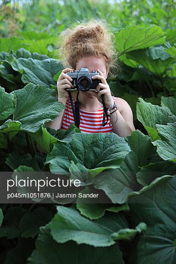 Natur-Fotografin - p045m1051876 von Jasmin Sander
