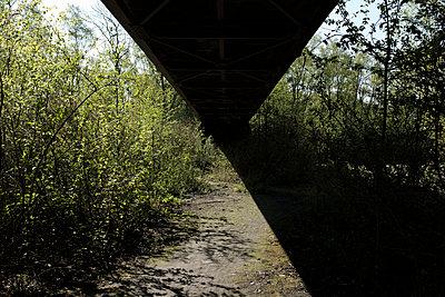 Unter der Brücke - p1340m1559003 von Christoph Lodewick