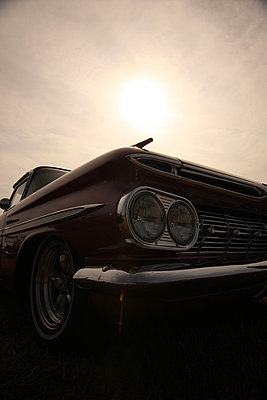 Classic car - p807m856996 by Ulrich H.M. Wolf