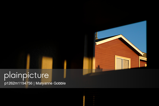 Interior and Exterior Townhouses  - p1262m1194756 by Maryanne Gobble
