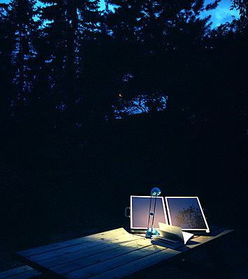 Solarenergie - p1231m1055649 von Iris Loonen