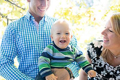 Familienfoto - p1308m1516578 von felice douglas