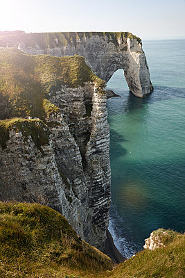Etretat - p1198m1127649 by Guenther Schwering