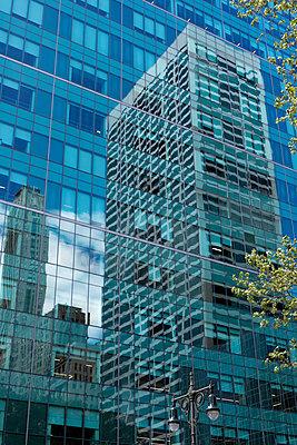 Hochhäuser in New York - p1340m1446436 von Christoph Lodewick