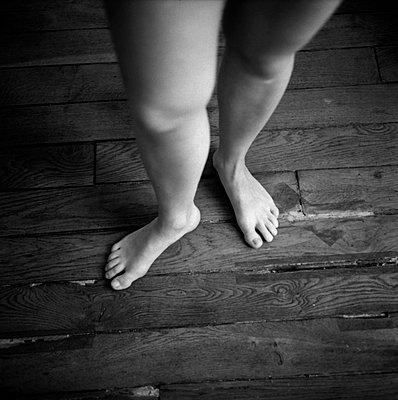 Naked feet - p9510045 by Caterina Sansone