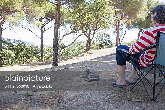 Nichts tun - p447m968018 von Anja Lubitz